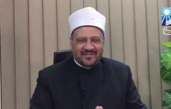 مستشار المفتي: الرئيس السيسي يرد على أي ادعاءات بالعملوليس بالكلام