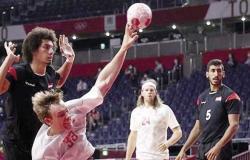 لاعب منتخب اليد: مباراة اليابان صعبة والأولمبياد أقوى من المونديال