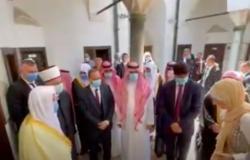 بالفيديو.. وزير الشؤون الإسلامية يدعو مدرسة الغازي خسروبيك بسراييفو إلى الاقتداء بمنهج النبي
