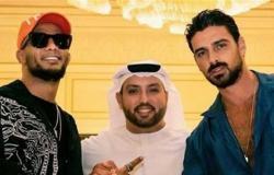 محمد رمضان يتعاون مع ميشيل موروني في كليب جديد