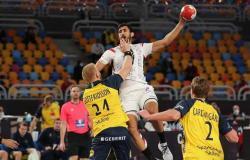مشاهدة مباراة منتخب مصر لكرة اليد ضد السويد في أولمبياد طوكيو 2020