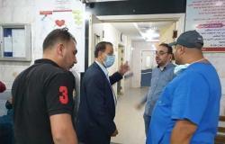 إحالة 6 أطباء بمستشفى شبين القناطر المركزي للتحقيق
