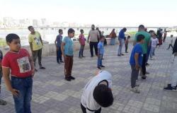 «الرياضة أسلوب حياة».. تواصل مشروع منشطى الرياضة بالأحياء السكنية بسوهاج