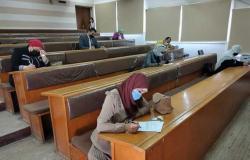 «التنمية المحلية»: بدء اختبارات تحديد مستوى دورات العاملين بالمحليات بمركز سقارة (صور)