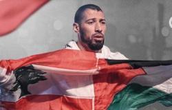 اللاعب اللبناني المنسحب من مواجهة خصمه الإسرائيلي: «مبادئنا تمنعنا»