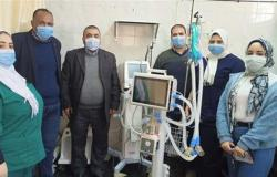 «الأطباء»: «مصر العطاء» تتبرع بأجهزة تنفس صناعي وتحليل غازات لـ«أبوقير العام»