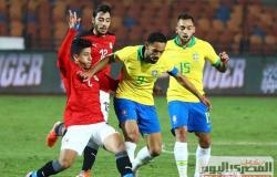 قناة بين سبورت 7 المفتوحة المجانية الناقلة رسميا لمباراة مصر والبرازيل في طوكيو