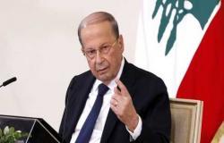 عون يدعو الجيش إلى الوقوف في وجه المتآمرين على أمن لبنان