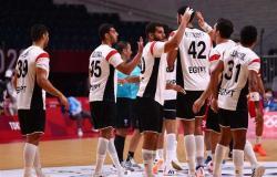 أهمها مباراة مصر وألمانيا .. مواعيد مباريات كرة اليد في أولمبياد طوكيو 2020