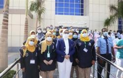 وزيرة الصحة تعلن تسجيل 85% من سكان محافظة الأقصر بالتأمين الصحي الشامل
