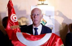 الرئيس التونسي: محاولات تسلل إلى مفاصل الدولة ووزارة الداخلية تحديداً
