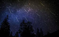 """الخميس 12 أغسطس.. السماء على موعد مع زخة شهب """"البرشاويات"""""""