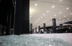 استهداف مطار أربيل الدولي بطائرتين مسيّرتين والجهات الأمنية تباشر الحادث