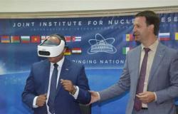 مدير المعهد المتحد للعلوم النووية بروسيا في زيارة بأكاديمية البحث العلمي (التفاصيل)