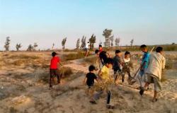 مبادرة لتشجير قرية ببئر العبد ضمن مبادرة «ازرع شجرة»