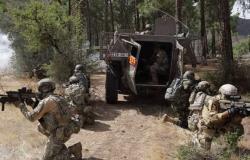 المتحدث العسكري: اختتام فعاليات التدريب المصري القبرصي «بطليموس 2021»
