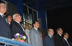 انطلاق مهرجان الاتحاد العام لمراكز شباب مصر برعاية وزارة الرياضة