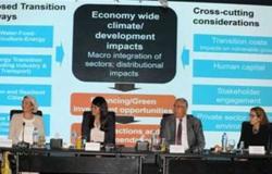 «البيئة» و«التعاون الدولي» تُطلقان المشاورات مع البنك الدولي بشأن إعداد تقرير المناخ والتنمية الخاص بمصر