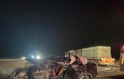 3 حالات وفاة و18 إصابة في حادثين منفصلين بمكة