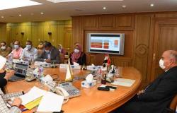 محافظ قنا يعقد اجتماعا للتعريف بأدوار واختصاصات المجلس الاقتصادي الاجتماعي
