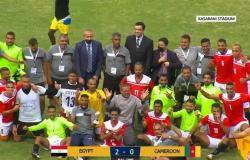 وزير الرياضة يهنئ منتخب مصر على التأهل إلى أولمبياد الصم بالبرازيل