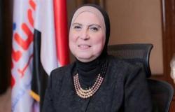 وزيرة الصناعة: مصر بقيادة السيسي عادت إلى أفريقيا وأعادت القارة إليها