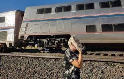 مصرع 3 أشخاص في الولايات المتحدة بخروج قطار عن مساره