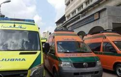 إصابة 10 أشخاص في 3 حوادث متفرقة بأسوان