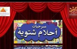 «ملك الشتاء» عرض مسرحى في متحف الطفل