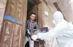 صحة حماس: 11 وفاة و 1698 إصابة بفيروس كورونا في غزة