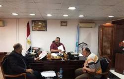اجتماع مشترك لمناقشة المخطط الشامل لتطوير ميناء سفاجا البحري