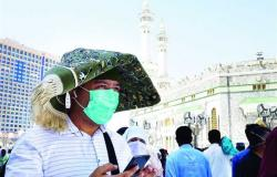 السعودية تسجل 50 إصابة و5 حالات وفاة جديدة بفيروس كورونا