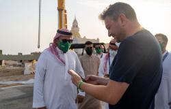 الرياضة والاتحاد السعودي للسيارات تنظم ورشة عمل لشرح جائزة السعودية الكبرى لسباق فورمولا1