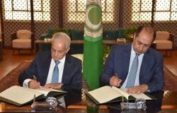 توقيع مذكرة تفاهم بين جامعة الدول العربية وشبكة بنوك الطعام الإقليمية