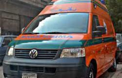 إصابة 7 أشخاص في 3 حوادث متفرقة بقنا