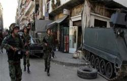 الجيش اللبناني يكثف إجراءاته عند مداخل بيروت