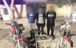 ضبط عصابة ارتكبت 8 وقائع سرقات دراجات نارية بـ«توصيل الأسلاك» في القاهرة