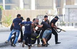 الجيش اللبناني: التحقيق مع عسكري أطلق النار تجاه متظاهرين خلال أحداث بيروت