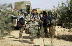 تحييد 5 مسلحين أكراد في شمالي سورية