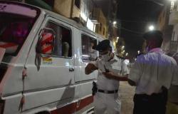 ضبط 890 مخالفة مرورية في سوهاج