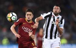يوفنتوس يهزم روما في الدوري الإيطالي