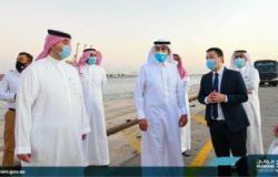 وزير: شبكة الموانئ السعودية تحتل موقعاً متميزاً على خارطة النقل البحري العالمي