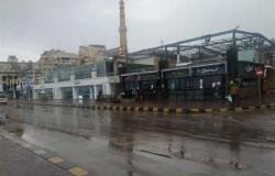 أمطار واستمرار انخفاض الحرارة .. حالة الطقس اليوم إلى السبت 23 أكتوبر
