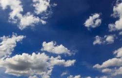 """""""الأرصاد"""": سماء صحوة وغيوم على جازان وعسير والحدود الشمالية والجوف وتبوك"""