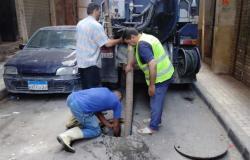 استعدادا لـ«شتاء 2021».. الإسكندرية تجرى محاكاة على الطبيعية في الشوارع والأنفاق لمواجهة الأمطار (صور)