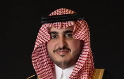 """""""فيصل بن نواف"""" يشكر القيادة بمناسبة إعلان إطلاق مكتب استراتيجي لتطوير الجوف"""