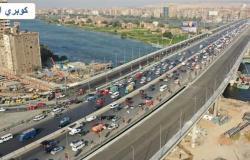 النقل : الانتهاء من إنارة 75% من الطريق الدائري بأعمدة ملاعب كرة القدم
