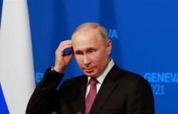 بوتين: روسيا مستعدة لزيادة إمدادات الغاز على وقع أزمة أوروبا