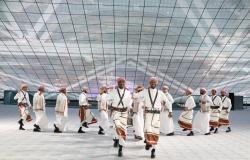 """إثارة وقصص مشوّقة.. هنا جولة إبداعية بجناح السعودية بـ""""إكسبو دبي 20"""""""