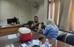 «مترو الأنفاق»: تطعيم 3105 عاملين بالشركة باللقاحات المضادة لفيروس كورونا